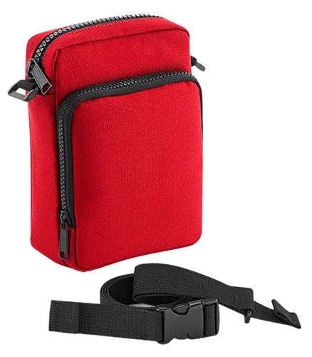 1 Liter Multi Pocket - MODULR - rot