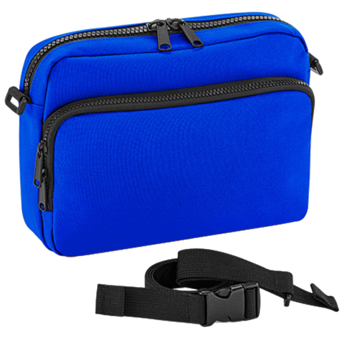 2 Liter Multi Pocket - MODULR - blau