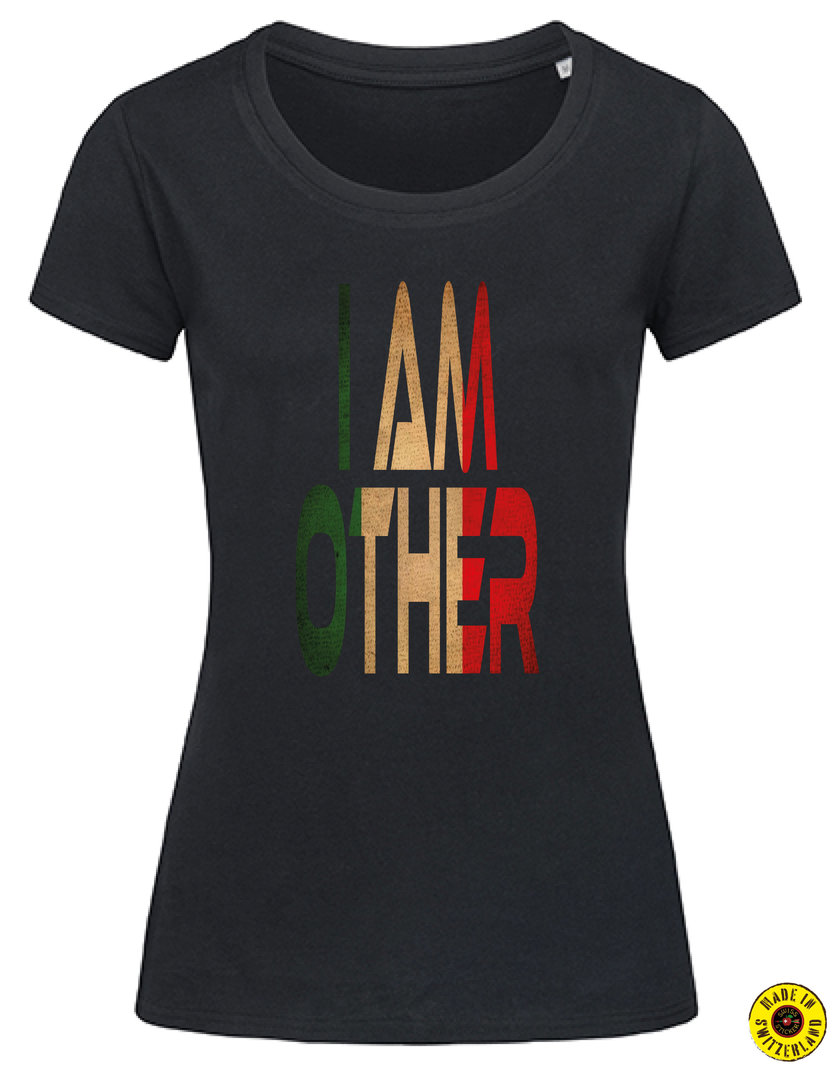 T-Shirt - I am Other - Italien