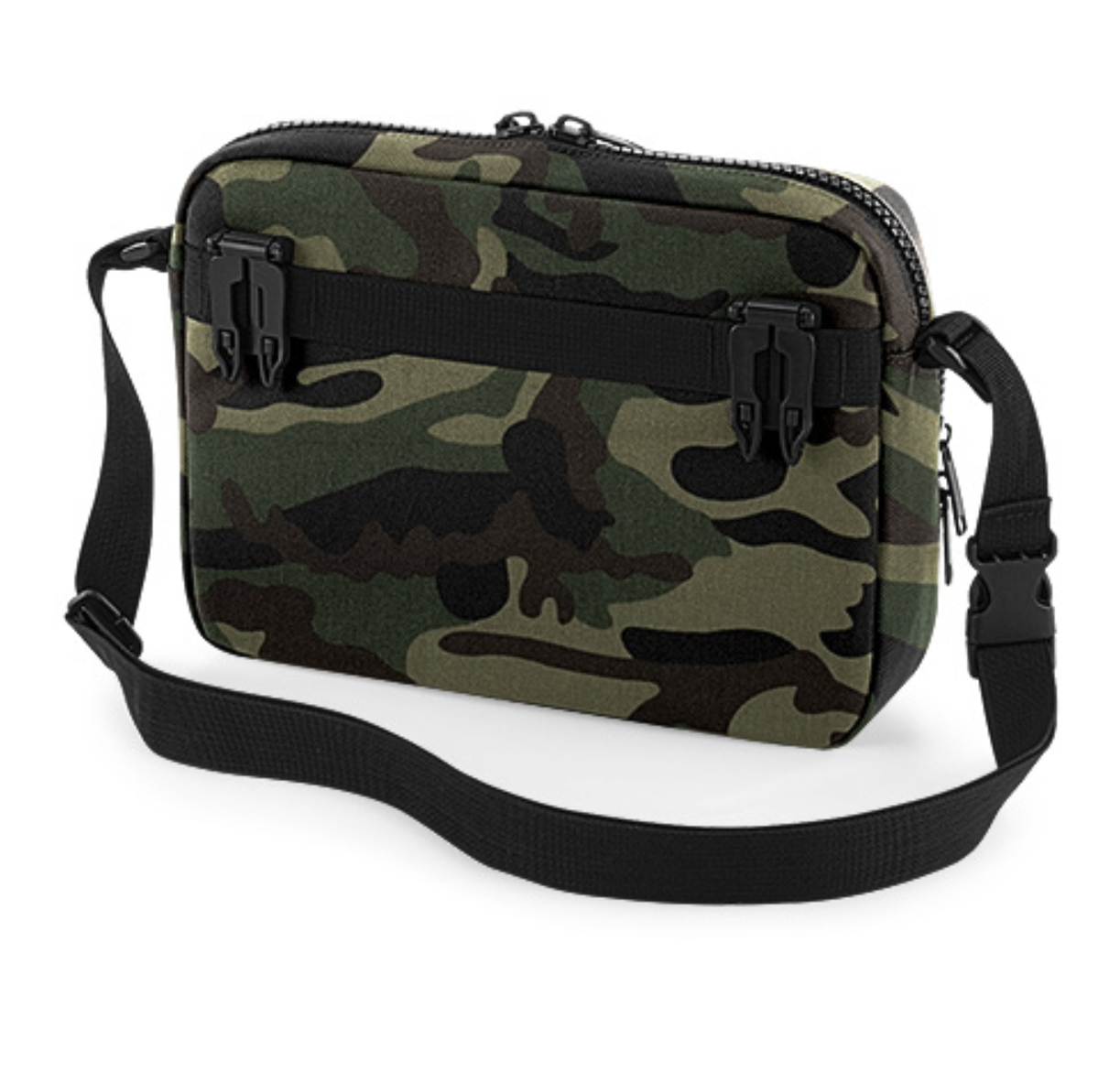 BG242_ModulR_8482__2_Litre_Multipocket_jungle_camo_mit_Riemen_rear_02