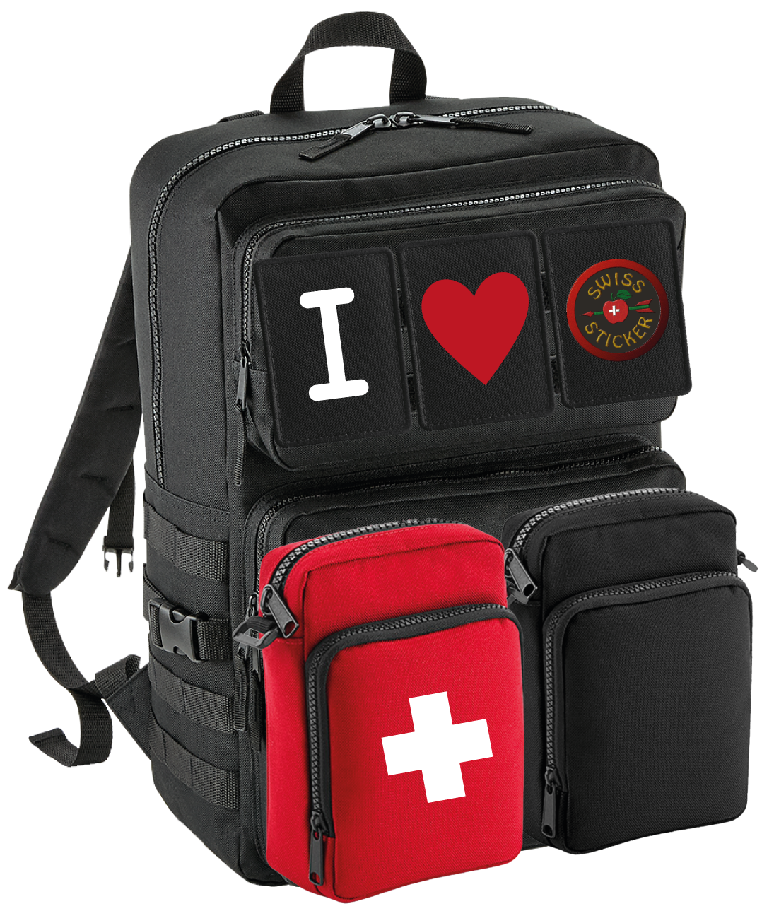 BG848bagbase_black_I-love-Swisssticker